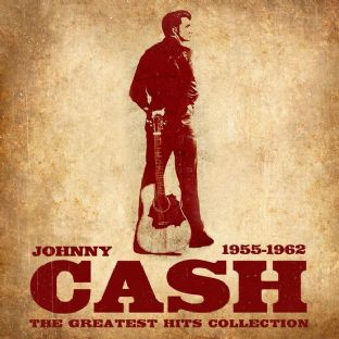Johnny Cash - The Greatest Hits Collection 1955 - 1962 (LP) (M/M) (Sld)